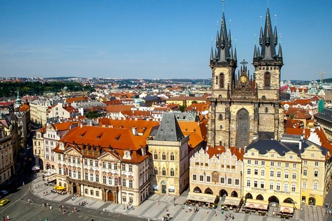 Summer Tour 2013- Prague