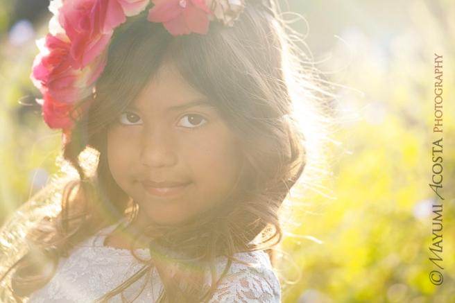 Sunset at the arboretum-Girl portrait-Photography-Davis-CA