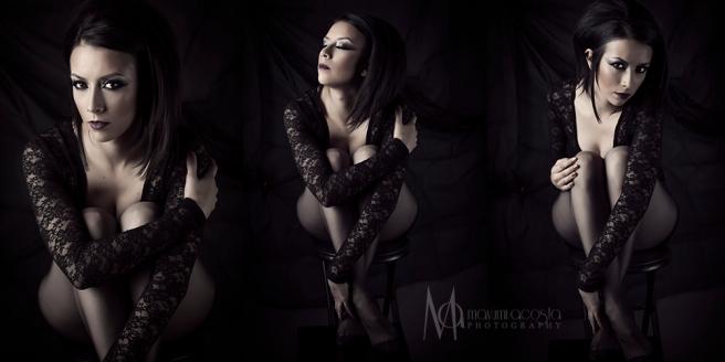 Studio portrait session, fashion style, women portraiture, Davis Ca, Mayumi Acosta Photography