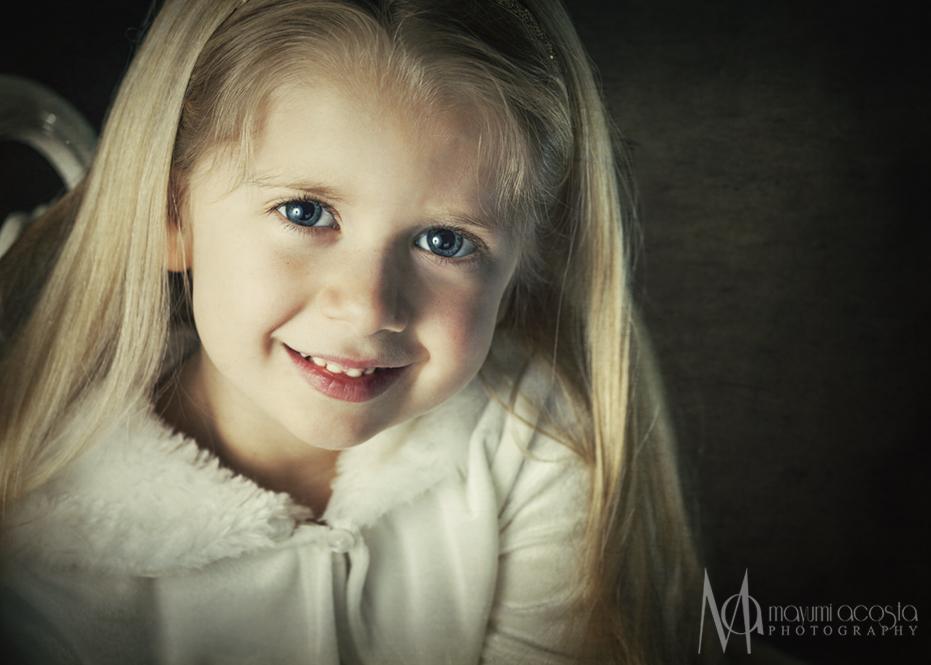 Portraits for Children by Mayumi Acosta Photographer in Sacramento-CA