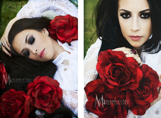 Vintage, PhotoShoot, Red Rose, Artistic Portraits, Photographer, Mayumi Acosta, Sacramento, CA, Flowers, Romantic Vintage, Photo Session