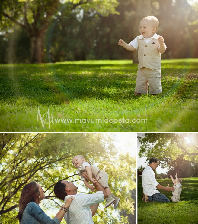 Family Portraits, Children Portraits, Outdoors Photo Session, On location Photography, Sacramento California, Mayumi Acosta Photograpy, Photographer in Sacramento Great area