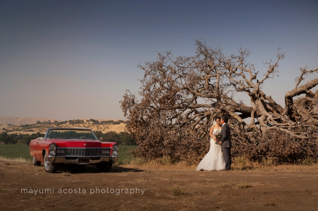 A Rustic Style Wedding Celebrated at Taber Ranch in Capey CA and Photographed by Mayumi Acosta Photography
