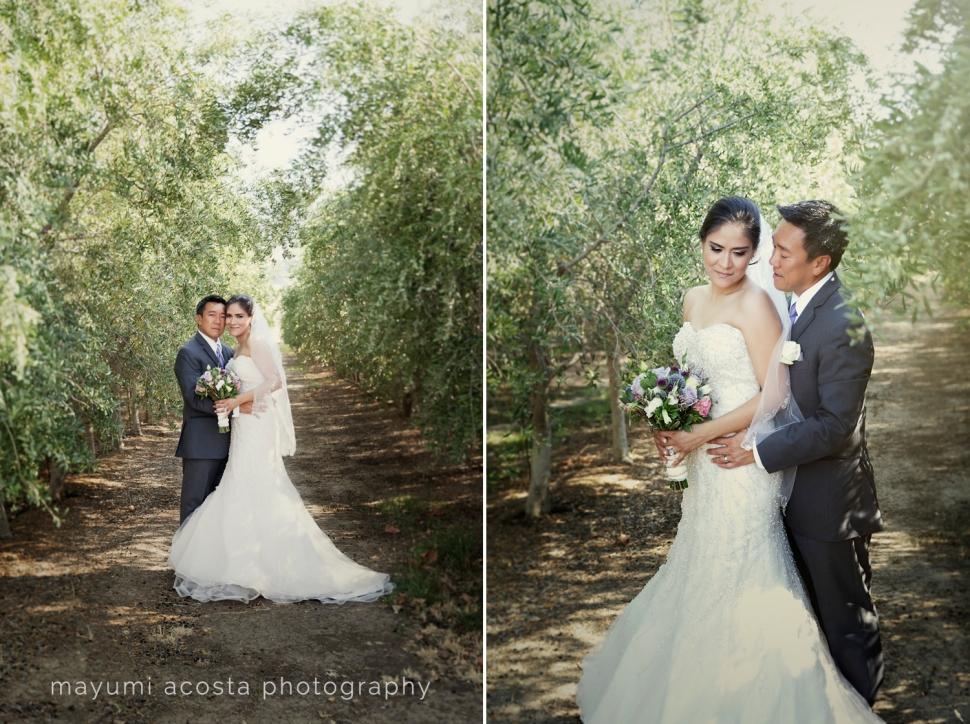 Wedding Photography In Sacramento Ca: Fabiola And Tuan's Wedding