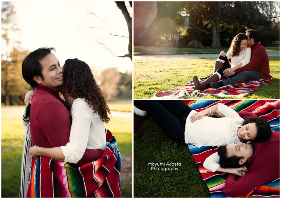 Engagement Portraits, Sacramaneto photographer, Portraits at UC Davis Arboretum, Davis Lifestyle Photographer, Candid engagement photographs